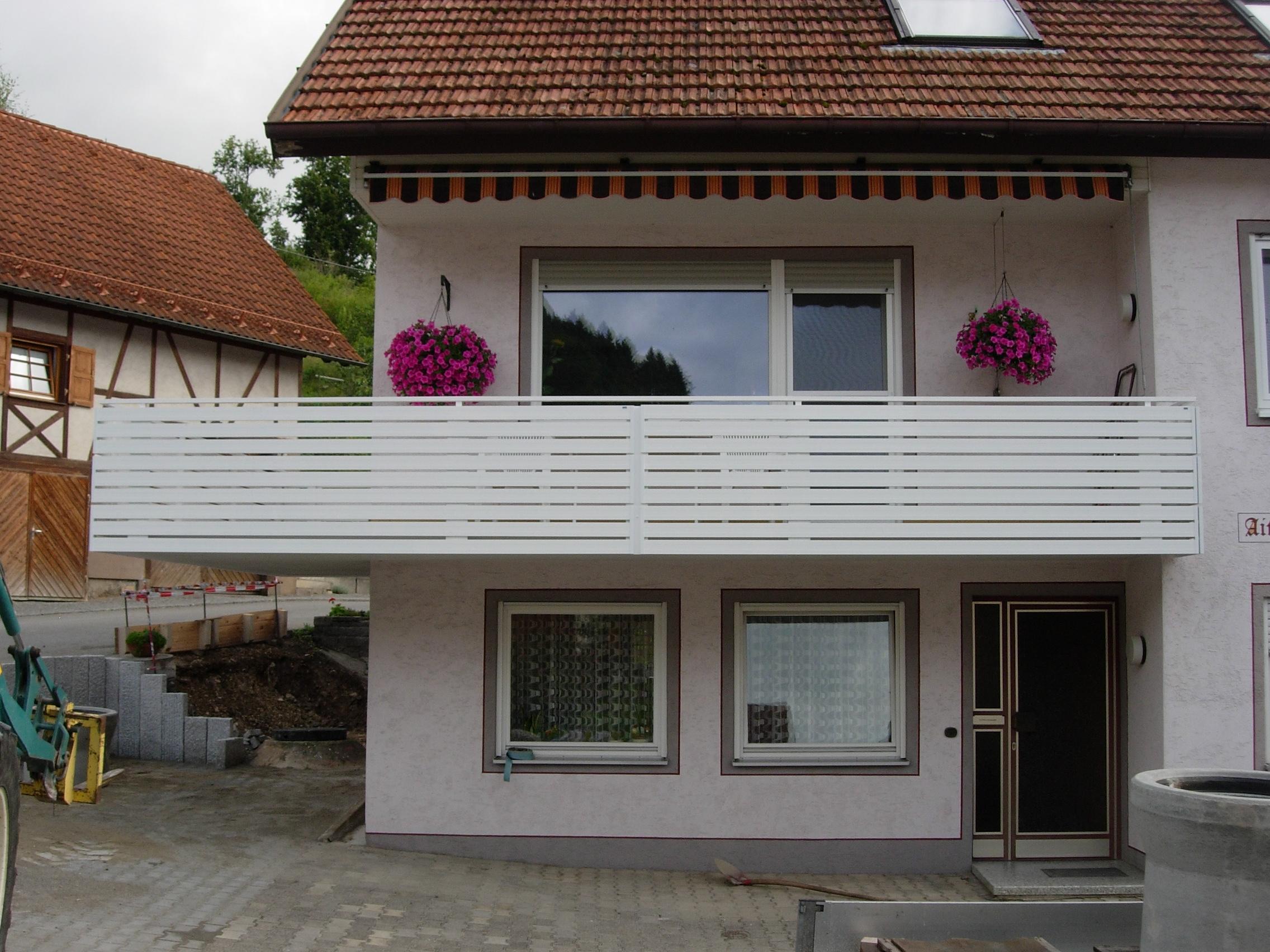 Beliebt Balkon-Systeme | ZAS | Balkonsysteme DZ38