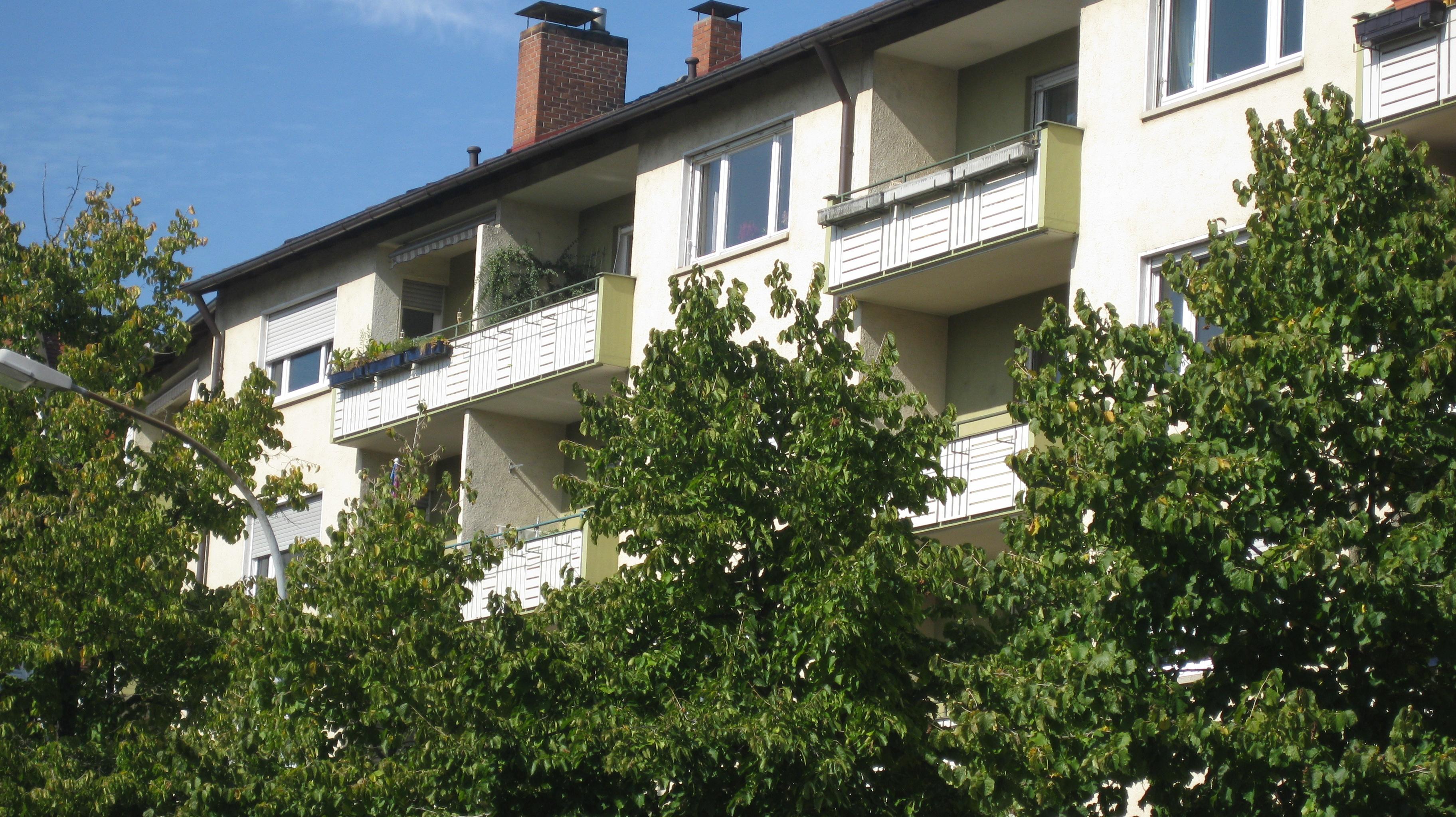 ZAS-Balkonverkleidung