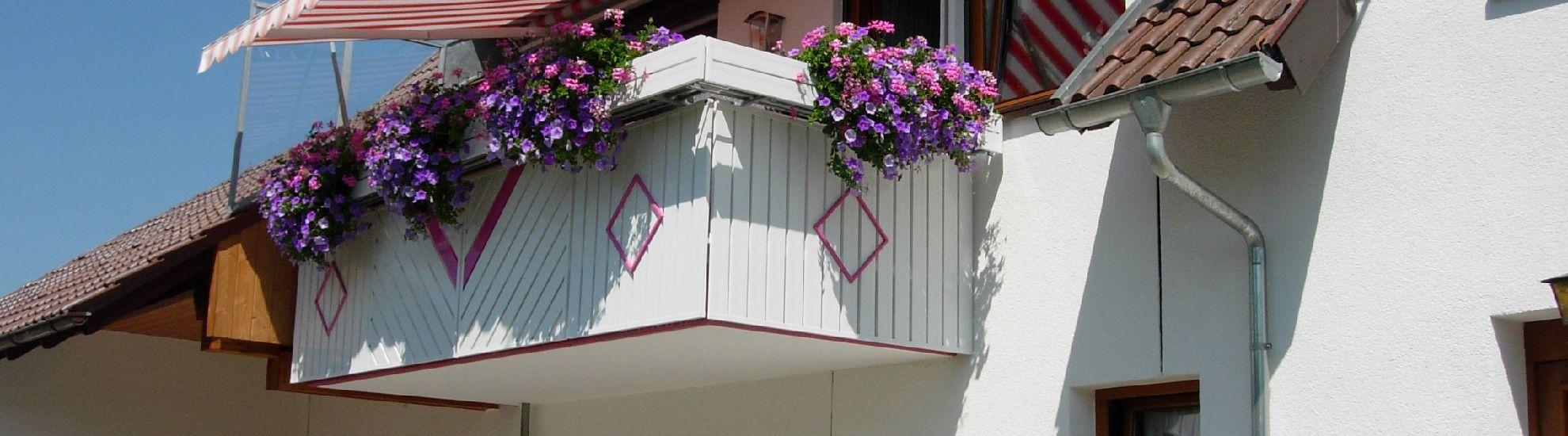Balkon-Systeme